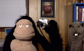 Watch the history of photography explained by puppets