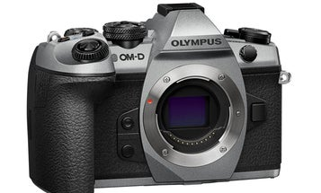 Olympus celebrates 100 years with a limited edition silver OM-D E-M1 Mark II camera