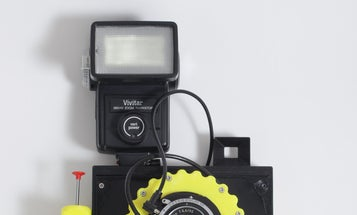 The Cameradactyl OG 4×5 hand camera is a cheap, fun way to try out 4×5 film photography