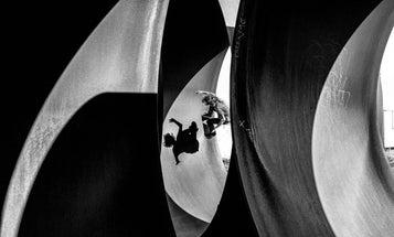 Capturing the fine art of skateboarding