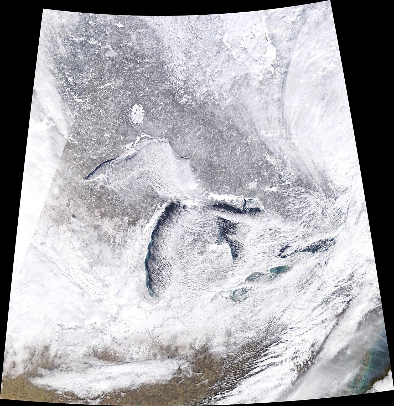 great lakes polar vortex 2019