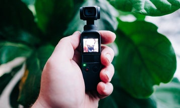 Simplicity is the best part of DJI's Osmo Pocket stabilized camera