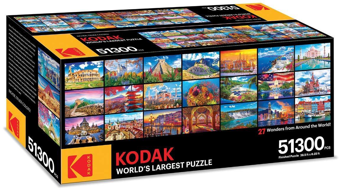 kodak puzzle