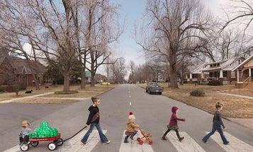 Julie Blackmon on capturing magic in the suburbs