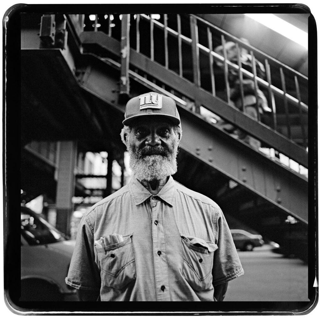 © Nina Robinson/Bronx Photo League