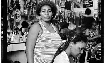 The Bronx photo league documents Jerome Avenue