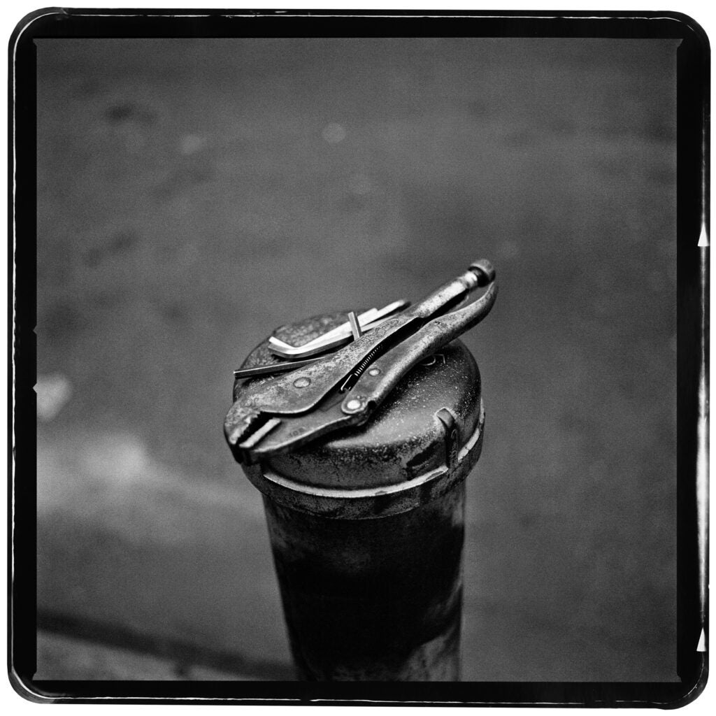 © Berthland Tekyi-Berto/Bronx Photo League