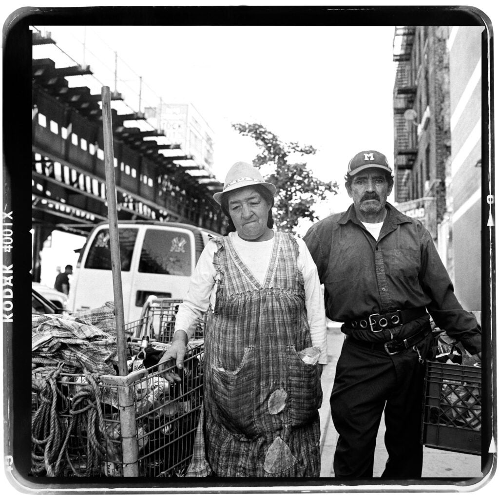 © Heriberto Sanchez/Bronx Photo League