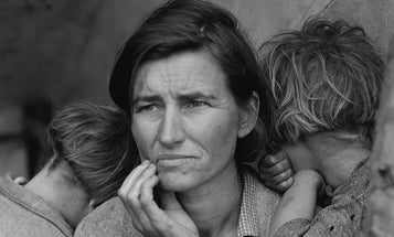How Dorothea Lange created her Migrant Mother photo