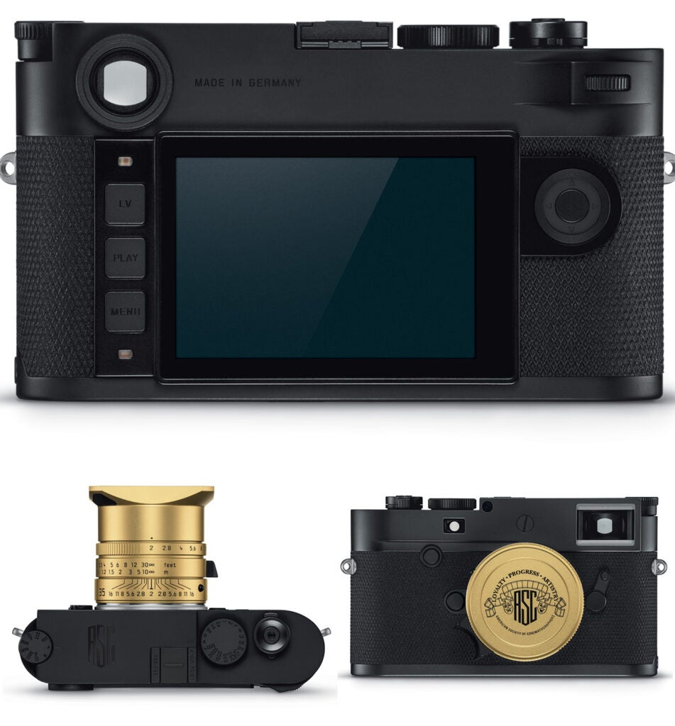 Leica M10-P ASC 100 Edition multi-view