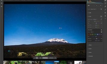 The new Adobe Lightroom updates utilize AI tech for precision editing