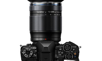 Olympus M.Zuiko Digital ED 12-200mm f/3.5-6.3 lens will be the highest magnification available on an ILC mirrorless system