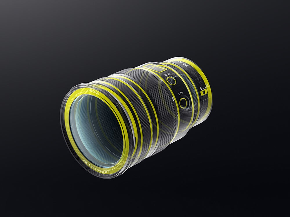 NIKKOR Z 24-70mm F/2.8 S design
