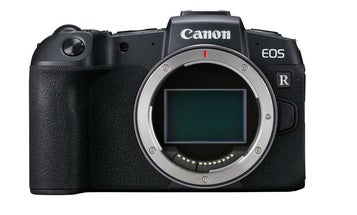 Canon's EOS RP is a $1,299 full-frame mirrorless camera aimed at APS-C shooters