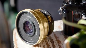 Lomogon 2.5/32mm Art Lens