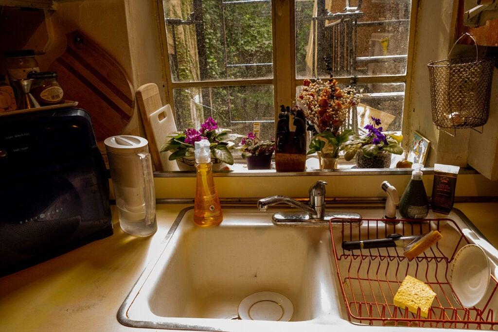 Anni Bergman kitchen sink