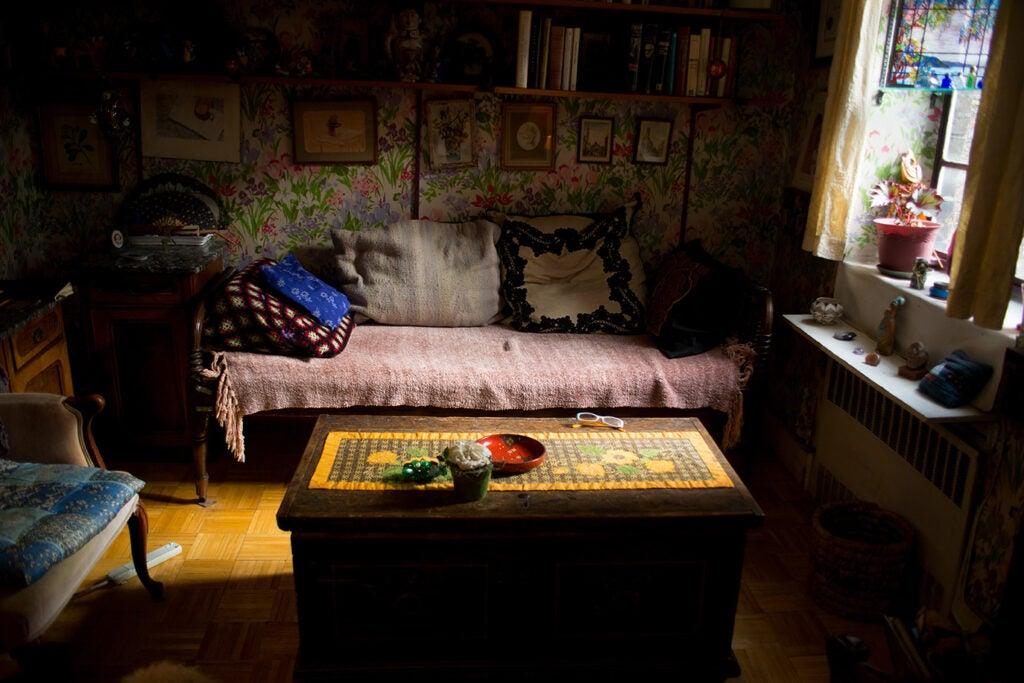 Anni Bergman living room