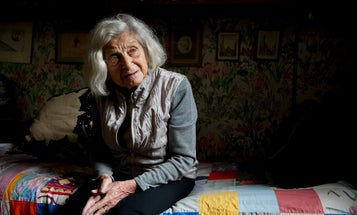 Intimate photographs of a 100-year-old psychoanalyst