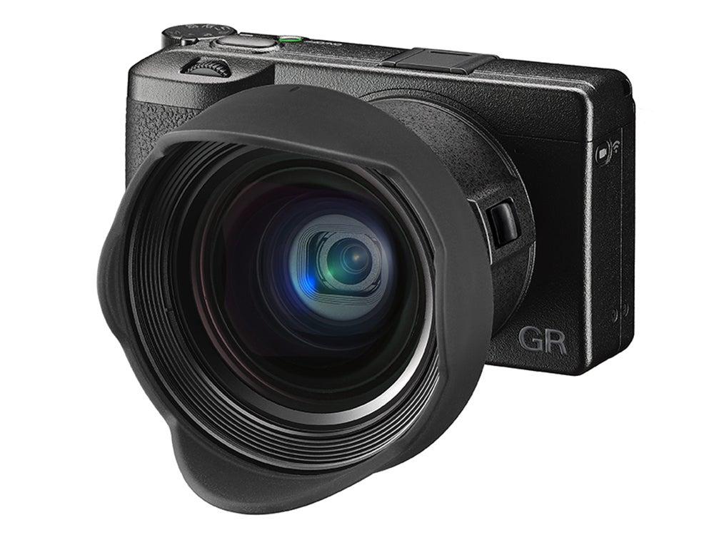 Ricoh GRIII Camera with GW4 lens