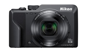 Nikon's two new COOLPIX cameras amp up zooming capabilities