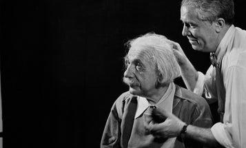 See Marcel Sternberger's psychological portraits of Albert Einstein, Frida Kahlo, and More