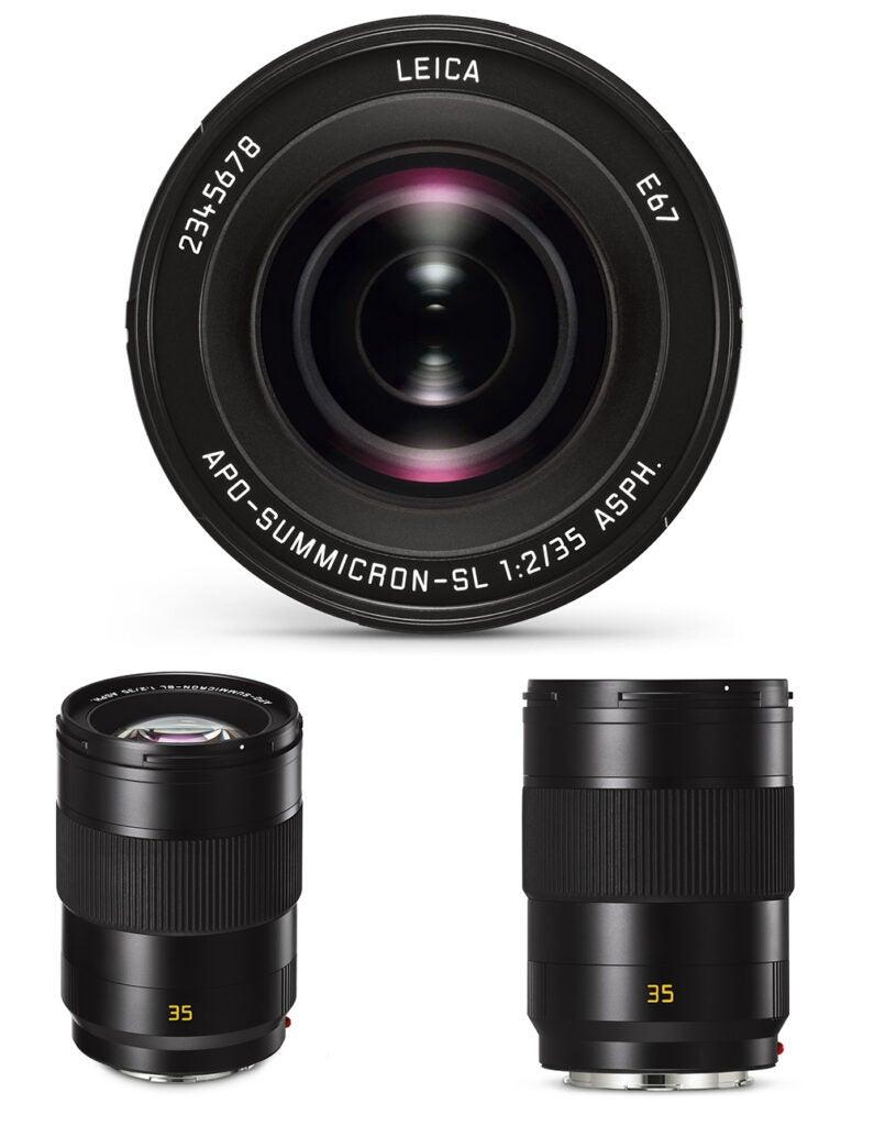 Leica 35mm lens