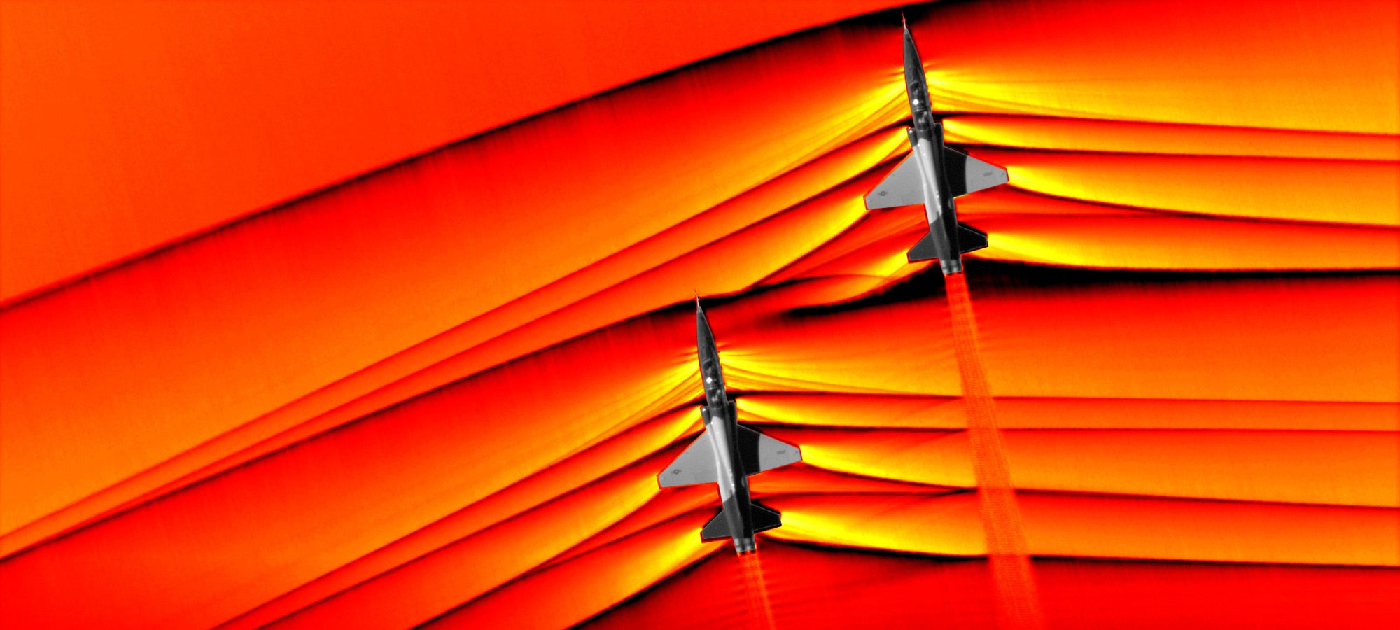 This is what a sonic boom looks like