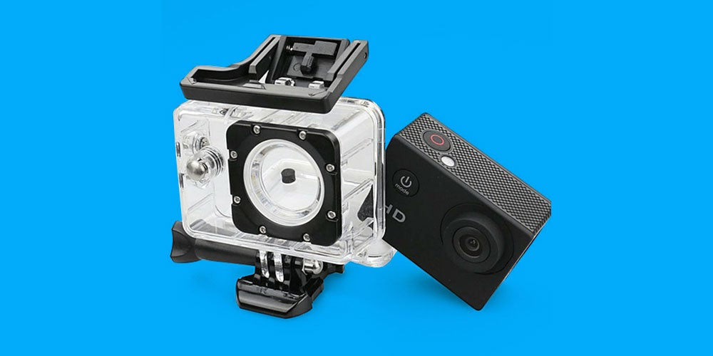 All Pro HD Waterproof Action Camera