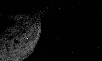 Asteroid Bennu is …exploding?