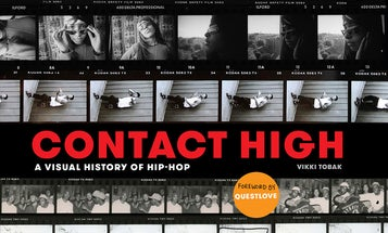 Photographers' contact sheets celebrate the visual history of hip hop