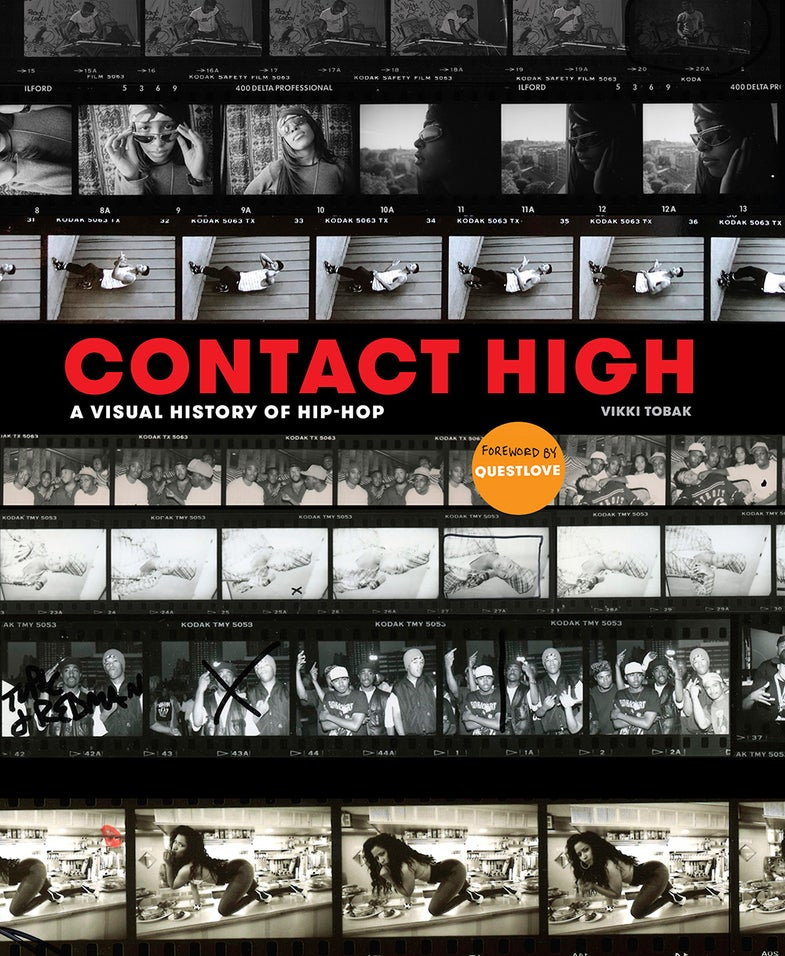 Contact High book cover