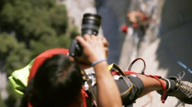 Video: Behind The Scenes of a National Geographic Shoot About Climbing in Yosemite