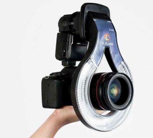 The $40 Ring Flash Speedlite Adapter