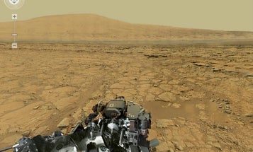 Check Out This Incredible Four Gigapixel Panorama of Mars
