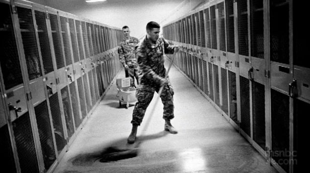 The Homecoming Project Documents American Soldiers Returning From Combat