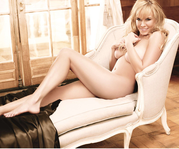 Magazine Highlights, Part 1: Naked Celebs in Allure