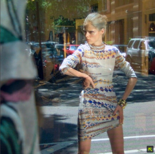 The Lytro Camera Fashion Shoot
