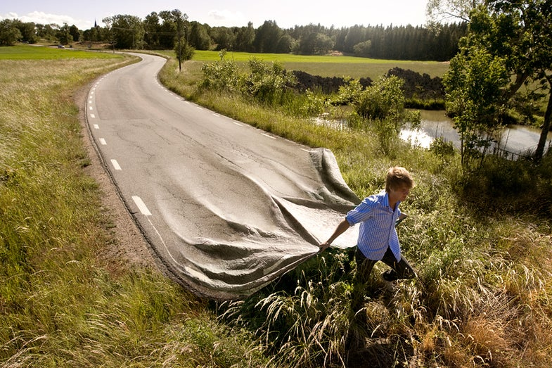 """Erik Johansson Talks His """"Impossible Photography"""" At TED"""
