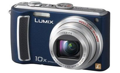 Panasonic Lumix TZ50: Hands-on video