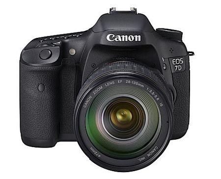 New Gear: Canon EOS 7D