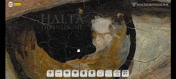 Italian Project Photographs 28-Gigapixel-Images of Famous Paintings