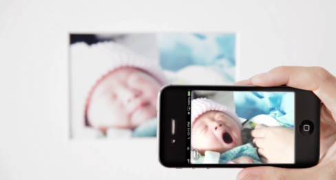 HP Live Photo Combines Video with Printed Photography