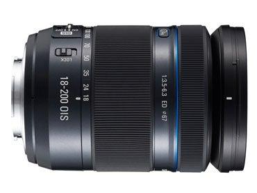 Samsung Announces 2011 NX Lens Update