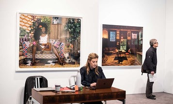 Here's what caught our eye at the AIPAD Photography show