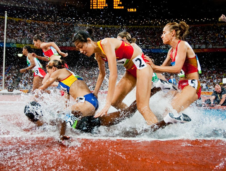 Masters of Olympic Photography: Simon Bruty