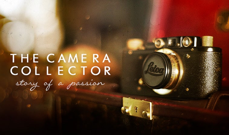 Watch This: A Short Film About a Man's Five Decade Quest In Camera Collecting