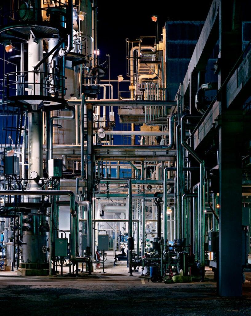 Oil Refineries New Brunswick, Canada