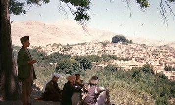 Snapshots From a Very Different Afghanistan (Circa 1968)