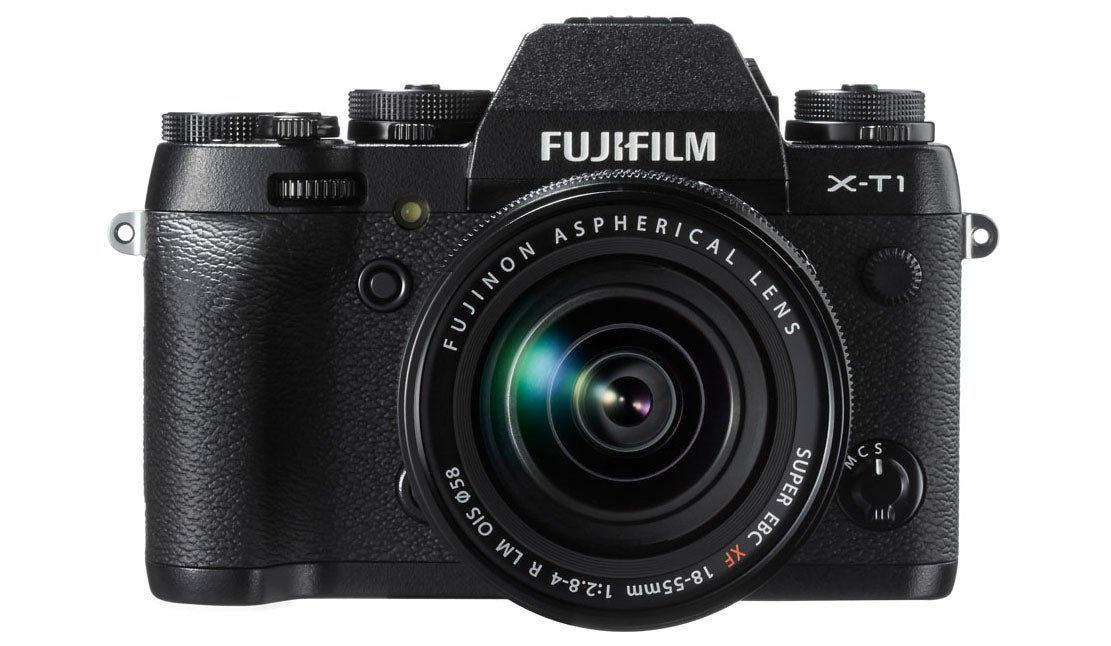 Hands On with the Fujifilm X-T1