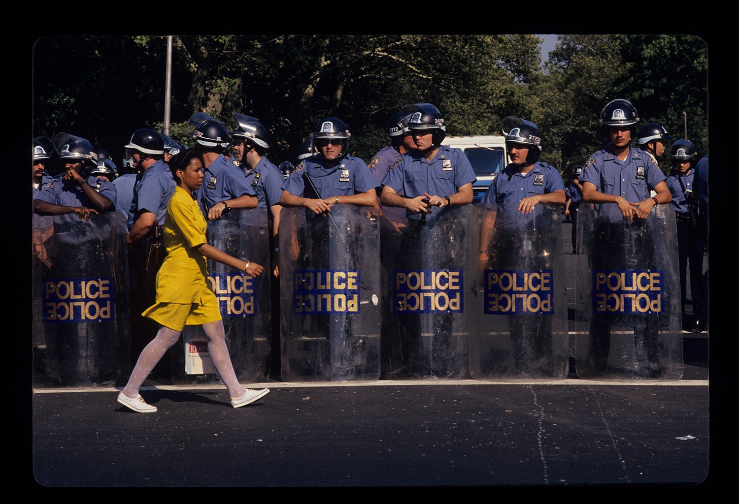 New York City Protest Photography Before the Age of Social Media